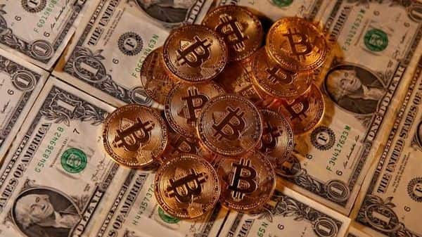 Cryptocurrency market capitalization hit an all-time peak of $2 trillion (REUTERS)