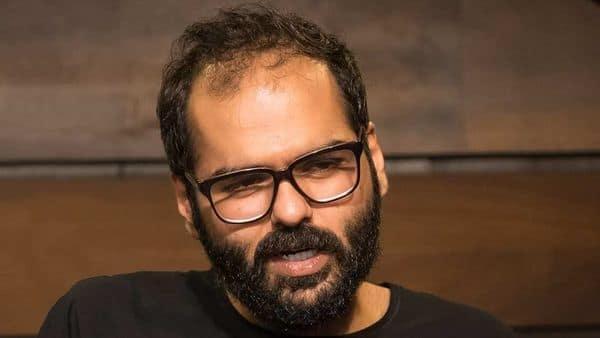 Comedian Kunal Kamra.
