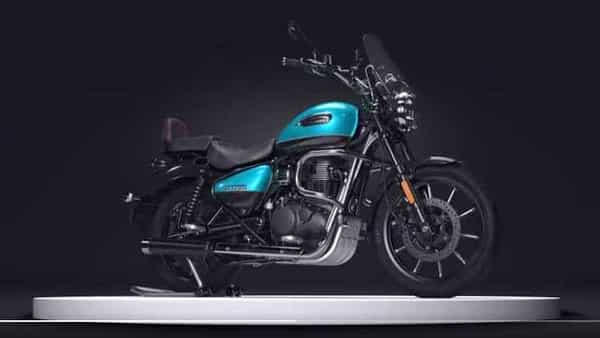 The new Royal Enfield Meteor 350