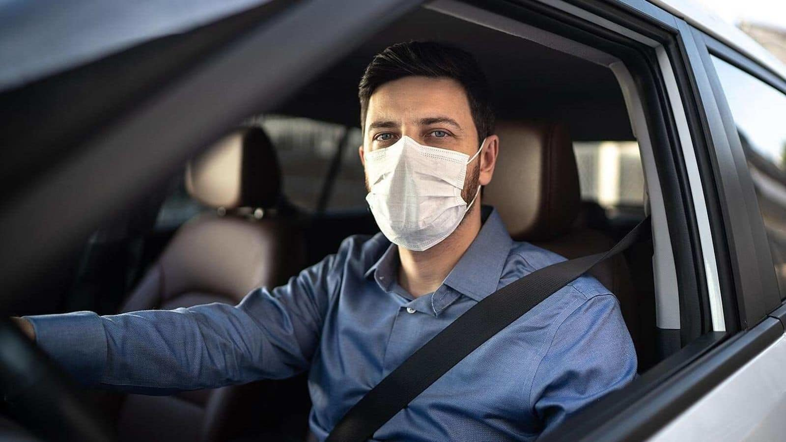 Coronavirus Delhi Updates: Delhi High Court on Wednesday made wearing of mask mandatory even if a person is driving alone.