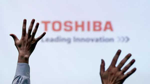 Toshiba has been hit by false accounting scandals and huge losses linked to its US nuclear unit. (REUTERS)