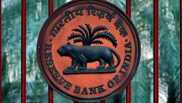 A Reserve Bank of India (RBI) logo (REUTERS)