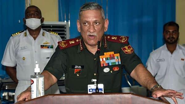 CDS Gen Bipin Rawat (PTI)