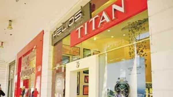 A low base of in the previous year also helped the company report strong jewellery sale. Photo: Ramesh Pathania/Mint