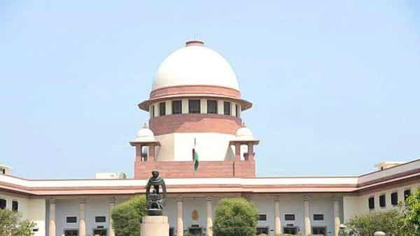 The Supreme Court of India. (File photo) (HT)