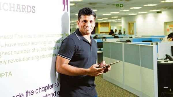 For two-three years, the focus will be on scaling the international business, with strategic acquisitions to bolster operations, co-founder Byju Raveendran said.