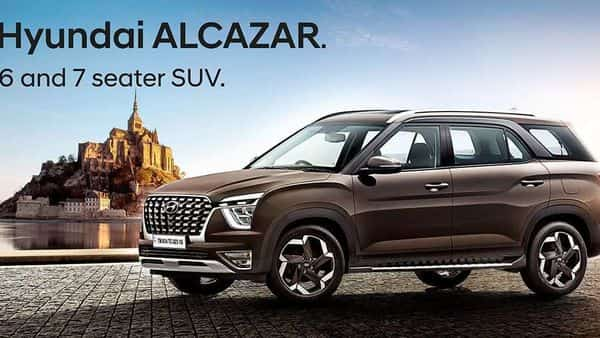 Hyundai unveiled the Alcazar with six seat and seater configuration