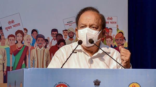 Union Health Minister Harsh Vardhan. (PTI)