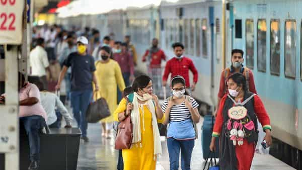 Rajasthan government has issued a new guideline where it said that the passengers coming from the six sates (PTI)