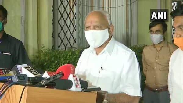 Karnataka CM BS Yediyurappa (ANI)