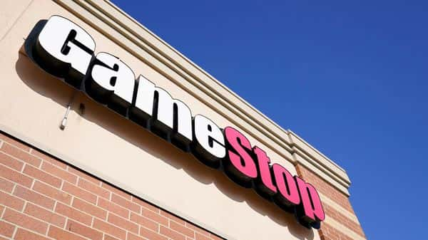 A GameStop sign (AP)