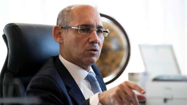 File Photo: Bank of Israel Governor Amir Yaron  (REUTERS)