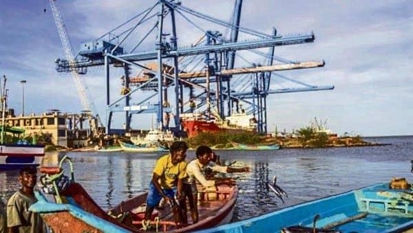 Experts believe Krishnapatnam port will be Adani's next Mundra for the new decade.  (Photo: Bloomberg)