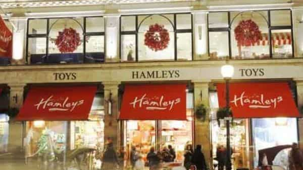 Hamleys, which opened its London flagship store in 1881, now has dozens of stores across Europe, Asia, the Middle East and Africa. Photo: Reuters