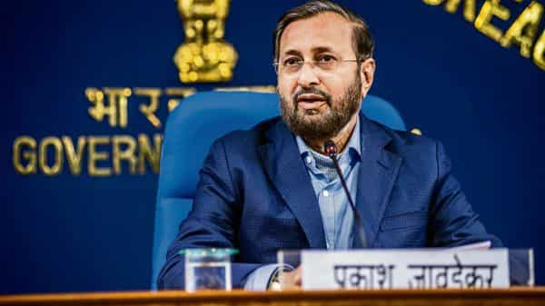 Prakash Javadekar said India is the only G-20 country to walk the talk on the Paris climate agreement and 'we have done more than we promised' (Photo: Mint )