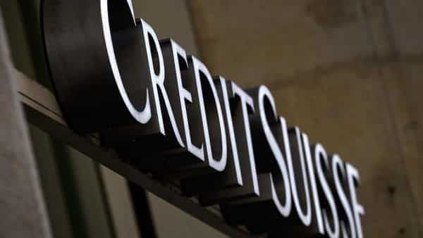Credit Suisse said on April 6, 2021 that it had taken a $4.7 billion hit from its links to troubled hedge fund Archegos Capital Management, cut dividends and announced the departure of two senior executives.  (AFP)