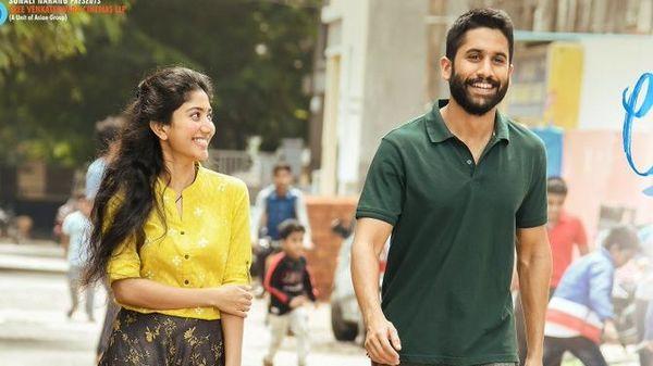 Love Story features Sai Pallavi and Nag Chaitanya.