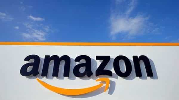 FILE PHOTO: The logo of Amazon is seen at the company logistics centre in Boves, France, August 8, 2018. REUTERS/Pascal Rossignol (REUTERS)