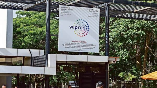 Wipro's Ebit margins saw a sequential decline of 70 basis points (bps) at 21%. O