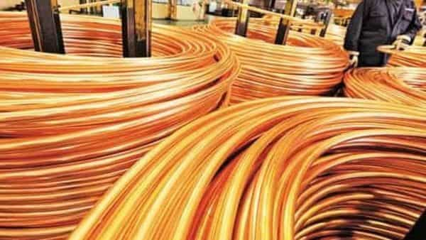 Vedanta's Thoothukudi copper smelter has an annual production capacity of more than 400,000 tonnes. Photo: Bloomberg
