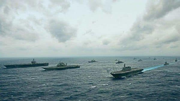 Indian officials say US ships pass through Indian waters several times a year and without permission