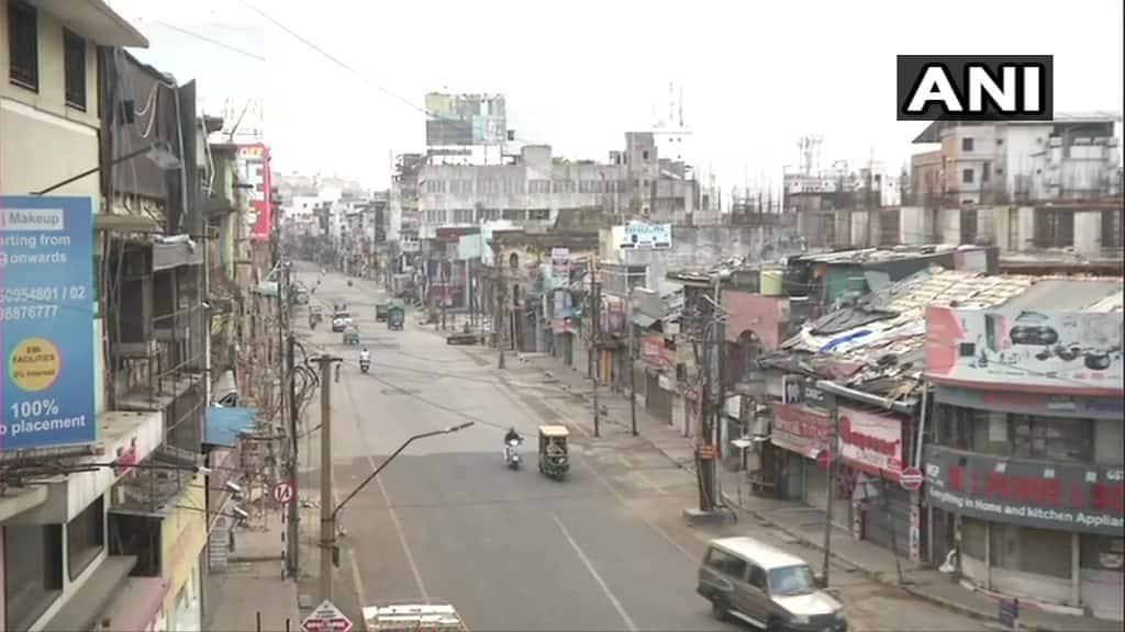 Visuals from Nagpur.