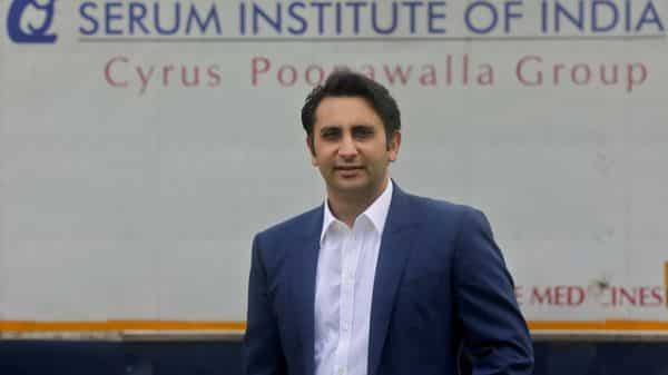 Adar Poonawalla, Chief Executive Officer (CEO) of the Serum Institute of India. (REUTERS)
