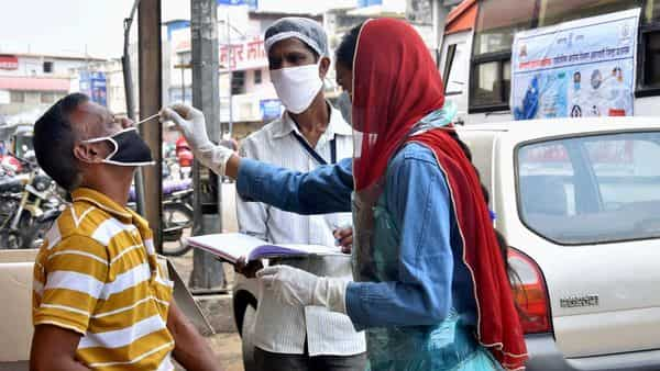 Maharashtra logs 63,729 Covid-19 cases in 24 hrs, highest spike since pandemic began - Mint