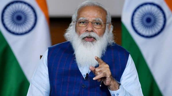 Prime Minister Narendra Modi. (ANI Photo)