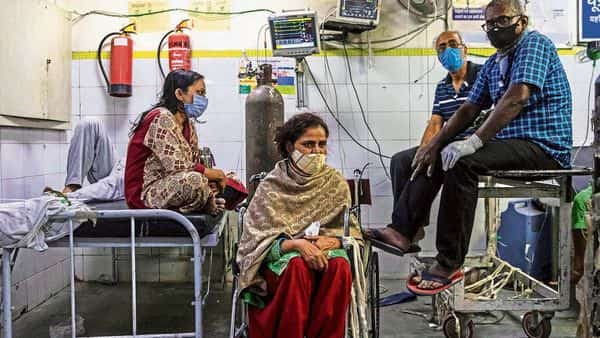Many hospitals don't have beds for serious covid patients.reuters