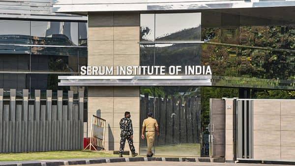 Serum Institute of India (PTI)
