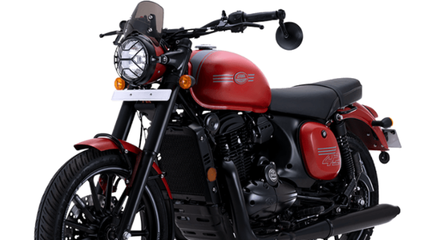 Thareja announced that Jawa Motorcycles would like to present the railway official with a Jawa bike for saving the life of the child