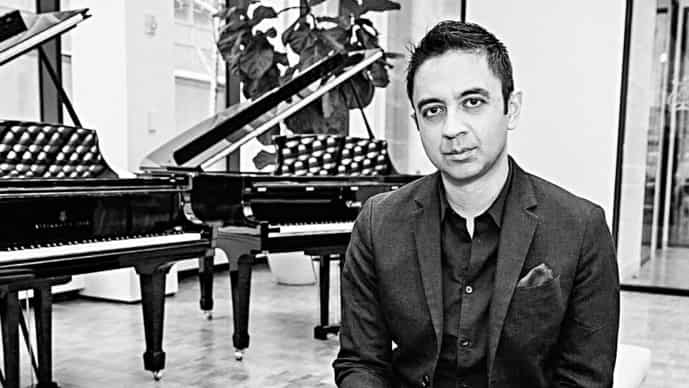 Since his debut in 1995, Vijay Iyer has released 24 full-length albums
