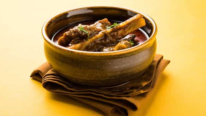 'Paya' is a culinary legacy that evolved through the eras of Bahmani kings and 'nizams'. (IStockPhoto)
