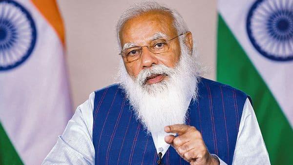 Prime Minister Narendra Modi. (MINT_PRINT)