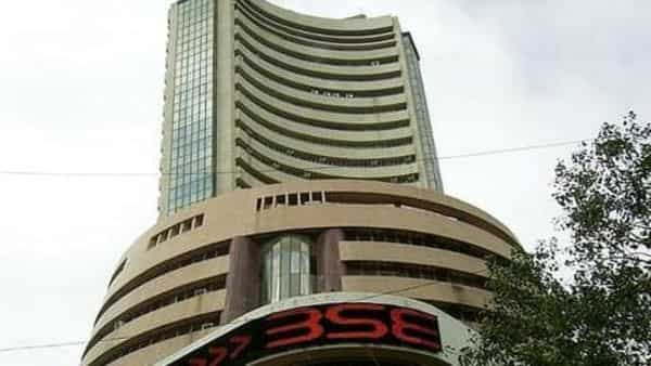 The BSE Sensex closed in red on Friday