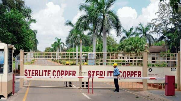 Vedanta sought SC's nod to reopen Sterlite Copper plant in TN's Thoothukudi to produce and supply oxygen to patients. (MINT_PRINT)