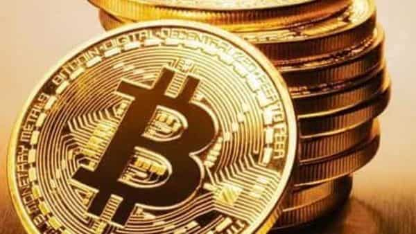 Bitcoin gained as much as 1.9% and traded above $54,000 after Tesla's chief financial officer reiterated the company's commitment to the cybercurrency. Photo: iStock