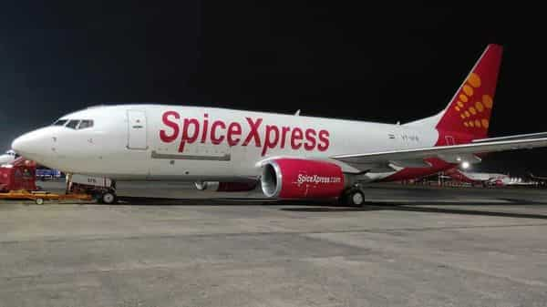 SpiceXpress, the air cargo arm of SpiceJet. (ANI)