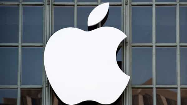 (FILES) One of the concerns outlined by the EU centers on Apple's practice of forcing app developers to use its in-house payment system, which charges a 30% commission on all subscriptions (AFP)