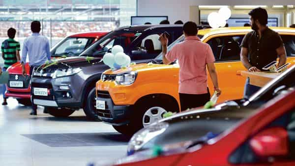 Sales in April this year are not comparable with that of the corresponding month a year ago as companies had reported zero sales due to the nationwide lockdown imposed to curb the outbreak of the COVID-19 pandemic in the country. (Mint)
