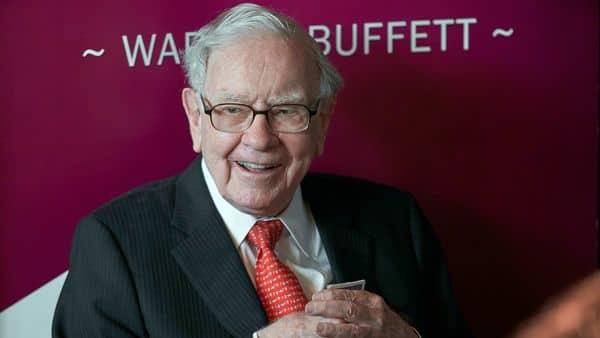 A file photo Warren Buffett, Chairman and CEO of Berkshire Hathaway, (AP)