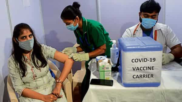 More than 10,000 private healthcare institutions across the country are involved in the covid-19 vaccination programme. ap