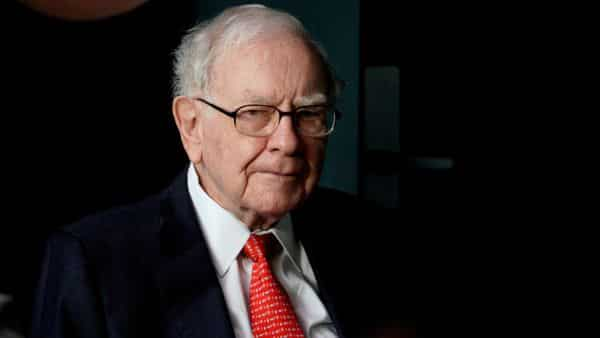 FILE PHOTO: Buffett has never publicly signaled any plan to step down. Abel and Jain have been Berkshire vice-chairmen since 2018 (REUTERS)
