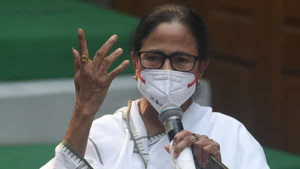 TMC Chief Mamata Banerjee. (HT Photo)