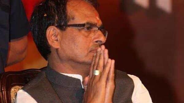 Madhya Pradesh Chief Minister Shivraj Singh Chouhan. (HT)