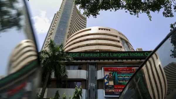 On Monday, the BSE Sensex stood at 48,718.52 levels at close, down 63.84 points, while the Nifty50 rose 3.10 points to settle at 14,634.20. (Photo: Reuters)