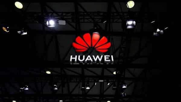 FILE PHOTO: A Huawei logo (REUTERS)
