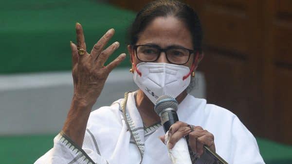 TMC Chief Mamata Banerjee. (HT Photo)