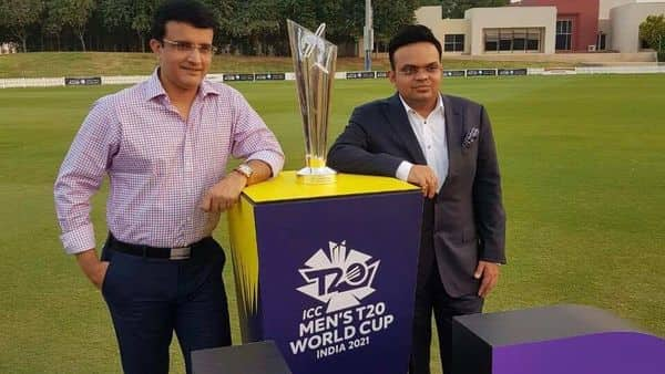 This year's T20 World Cup was supposed to be held in the UAE. (Twitter)